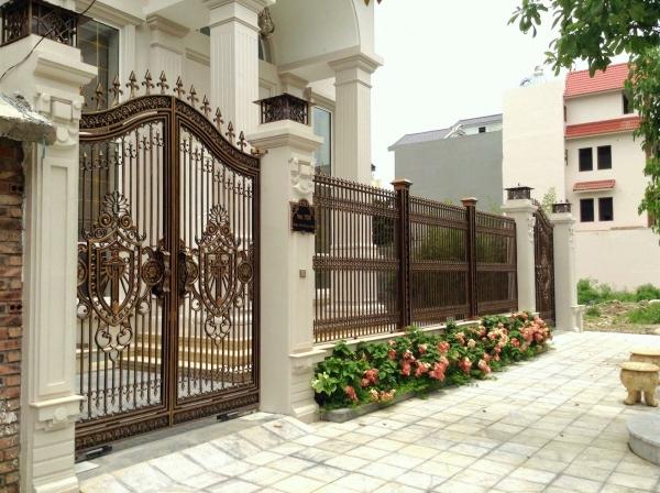 gate aluminium alloy